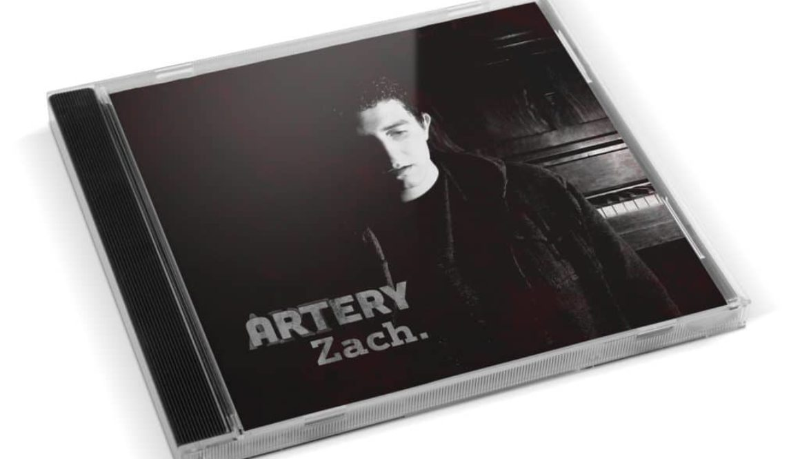 Artery by Zach. CD Cover